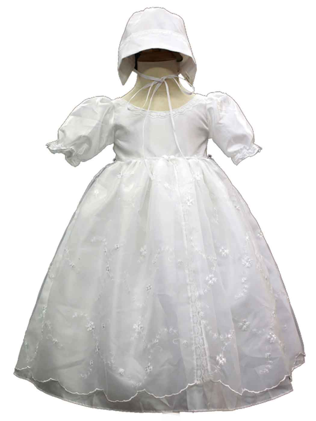 Christening Baptism Gowns